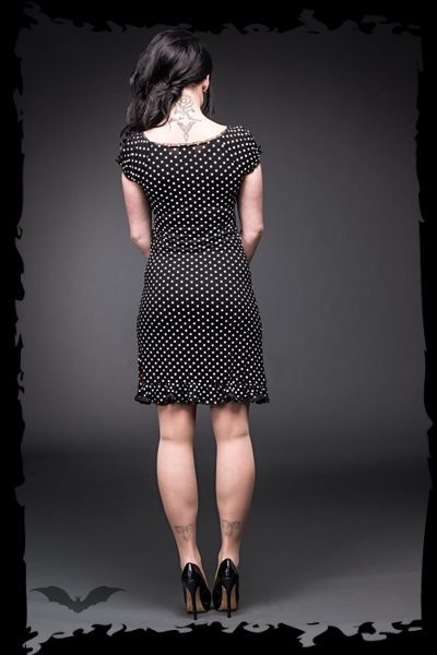 black_polka_dot_frilly_short_puff_sleeve_pin_up_rockabilly_dress_9_to_ship_dresses_5.jpg