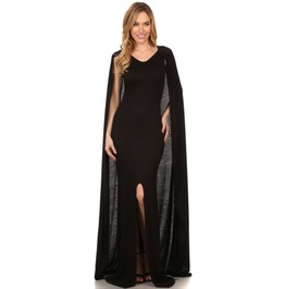 Love Song For A Vampire Cape Dress
