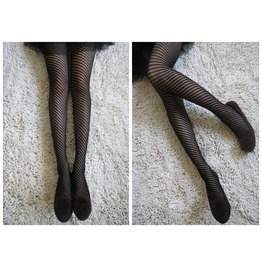 New Fashion Striped Women Pantyhose