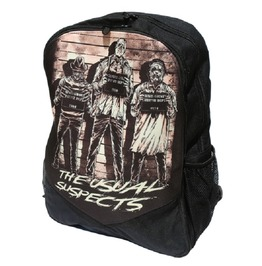 Backpack Rucksack Laptop Bag Usual Horror Suspects Krueger Jason L Face