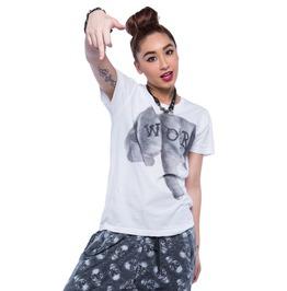 Iron Fist Clothing Womens Word Short Sleeve T Shirt