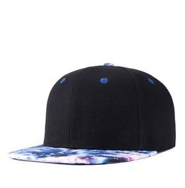 Starry Sky Reggae Hip Hop Cap Unisex Sliding Plate Baseball Cap 208