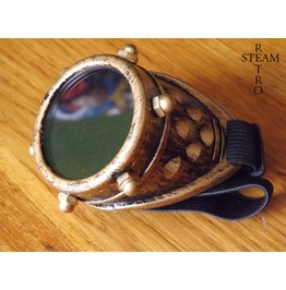 Steampunk Goggles Cyber Monocle Steampunk Monocle