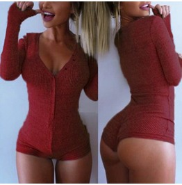 X X Cherry Romper Xx Sizes S/M/L/Xl Women