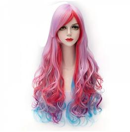X X Watercolor Xx Long Scene Wig