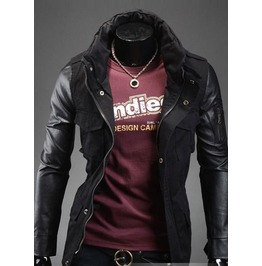 Hot Import! Black Mens Jacket 11056423tbb View Size Chart B 4 U Order