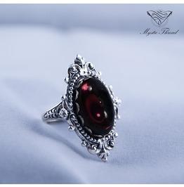 Amethyst Victorian Ring
