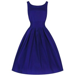 X X Sapphire Xx Vintage Style Dress S/M/L/Xl