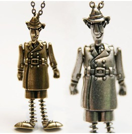 Inspector Gadget Necklace 21