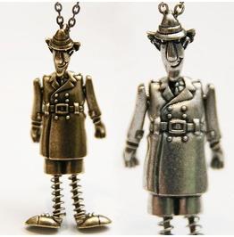 Inspector Gadget Necklace 21