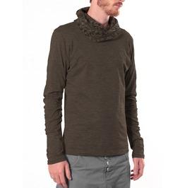 Stylish Brown Lightweight Hoodie Urban Streetwear For Men Free Shipping Usa