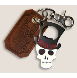 Zombie I The Gentleman's Bottle Opener & Key Ring