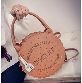 Biscuit Bag / Bolso Galleta Wh175
