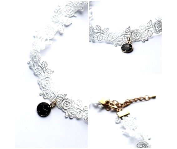 white_flower_lace_choker_with_clock_charm_necklaces_4.jpg