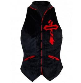 Velvet Alternative Waistcoat