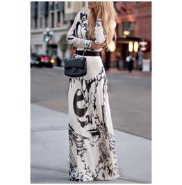 X X Abyss Xx Maxi Dress Size Xl