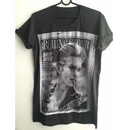 David Bowie Glam Rock 70's Pop T Shirt S ,M