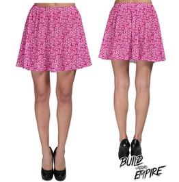 Bubblegum Brains Skirt