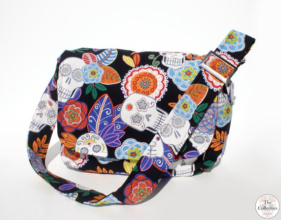 messanger bag gothic