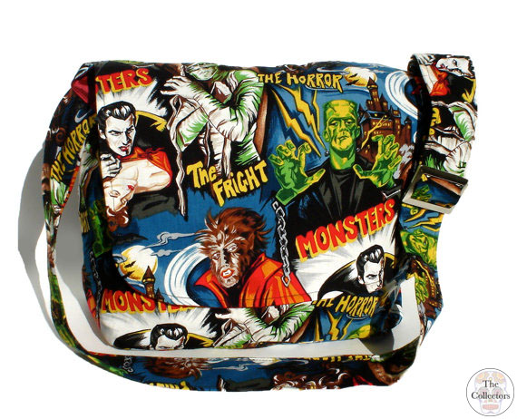 hollywood horror bag
