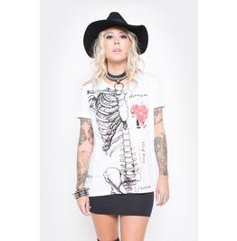 Iron Fist Clothing Wishbone Ii Boyfriend T Shirt