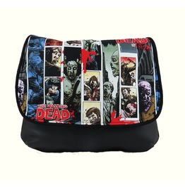 Walking Dead Comic Panels Kelsi Ii Cross Body Purse Mini Messenger