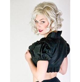 Rosette Bolero Black Lk03035