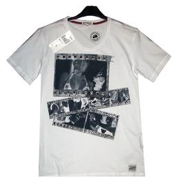 Men T Shirt Red Bridge 100% Cotton Skull & Sexy Super Design Printed 2033 W