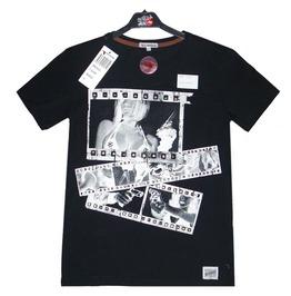 Men T Shirt Red Bridge 100% Cotton Skull & Sexy Super Design Printed 2033 B