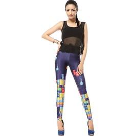 Arrival Fashion Tetris Leggings Pants