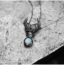 "Unique Design 925 Sterling Silver Moonstone Pendant ""Magnificent"""