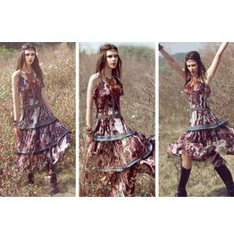 2016 Original Design Limited Edition Women Slim Style Tassel Dresses