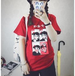Camiseta Pintalabios / Lipstick T Shirt Wh009