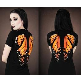 2016 Fashion 3 D Butterfly Print Women Summer Tops T Shirts