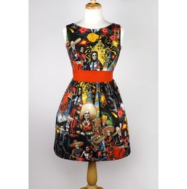 San Marcos Day Of The Dead Dress