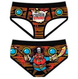 Captain Red Beard Period Panties By Harebrained