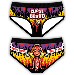 Curse Of Blood Period Panties By Harebrained