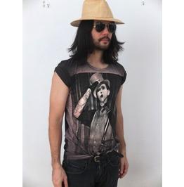 Marilyn Manson Fashion Pop Indie Rock T Shirt M