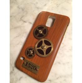 Igearz Samsung Galaxy S3 Steampunk Phone Case Gear Spin 34569