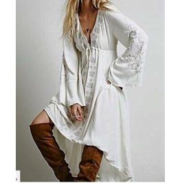 Steampunk Boho Style White Fantasy Dress Cca7c7 Chw