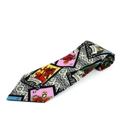 Loteria Cards Necktie, Men's Tie