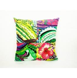 Frida's Flowers Throw Pillow