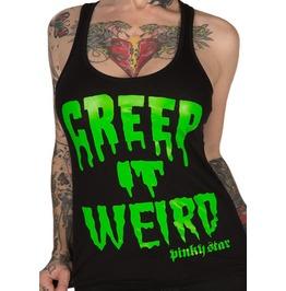 Creep It Weird Tank Top