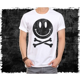 Lsd Acid Tripper Dope Skull T Shirt Mdma Men's Tee Pot Party Dj Mushrooms