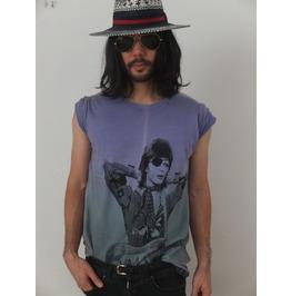 David Bowie Fashion Indie Rock T Shirt L