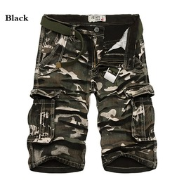 Men's Multi Pocket Cargo Summer Short