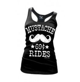 Mustache Rides Cartel Ink