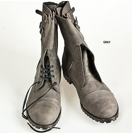 Military Vintage Biker Boots 20 (Only Gary)
