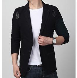 Men's Casual Slim Fit Blazer Jacket