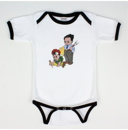 Frida And Diego Onesie
